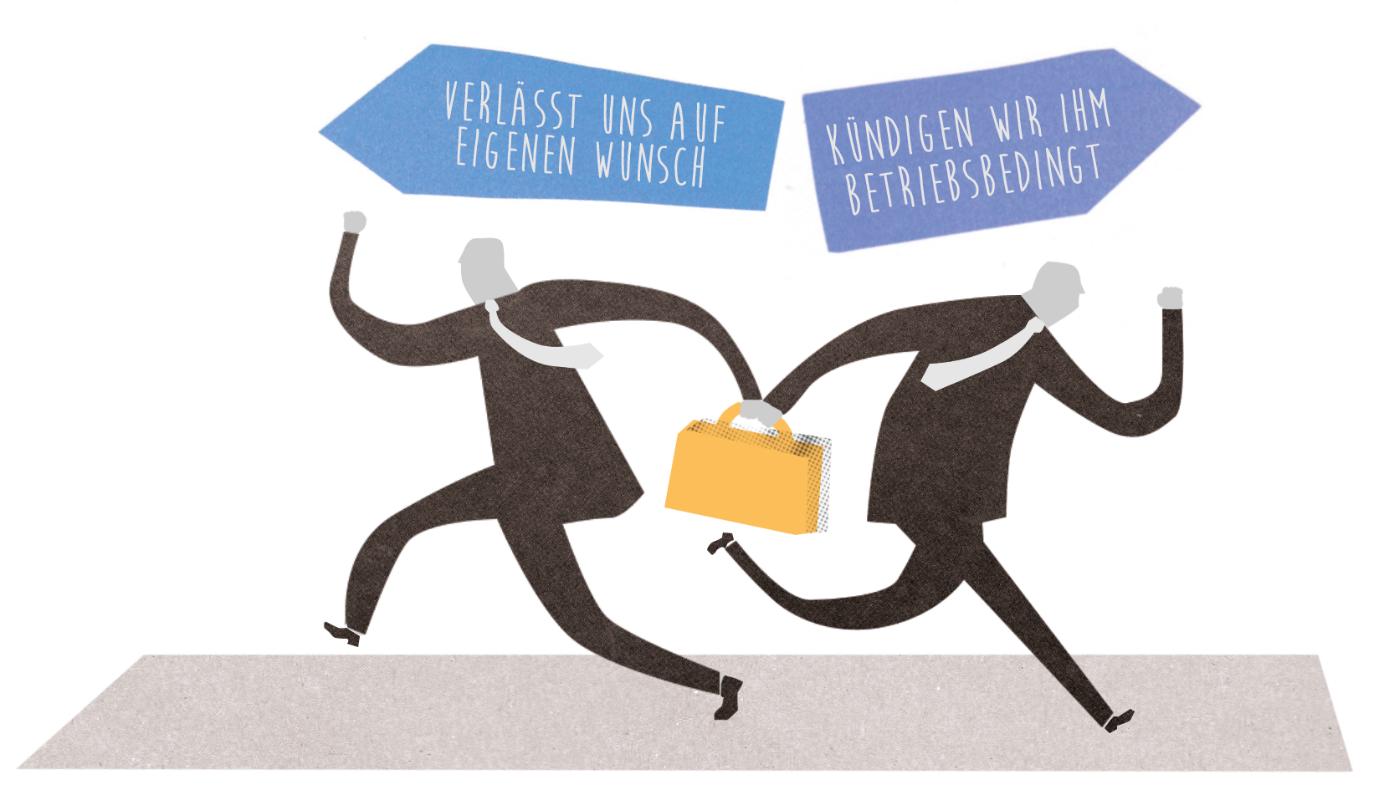 Kündigungsgründe im Arbeitszeugnis | Aktuelles